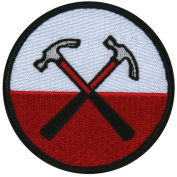 Pink Floyd - Mens Pink Floyd - Hammers Patch Multi
