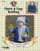 Quick & Easy Knitting - Gooseberry Patch
