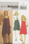 Butterick B5213, Misses' Dress and Jacket, Size F5
