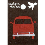 Car Design Small Iron-on Applique
