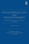 Psychopathology and Psychotherapy