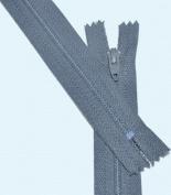18cm Zipper Talon #3 Skirt & Dress Closed Bottom ~ 350 Slate Blue