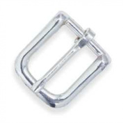 Tandy Leathercraft #12 Bridle Buckle 2.5cm Nickel Plated 1603-02