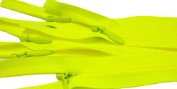 Sale 23cm (Special) YKK Conceal Invisible Zipper ~ Colour F001 Neon Yellow