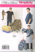Simplicity 1709 Tailgating Accessories Sewing Pattern, Size OS