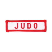 Tiger Claw Judo Rectangular Patch - 7.6cm wide