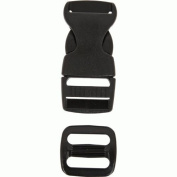 Side Release Buckles with Slider Size