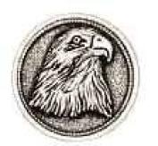 America's Bird Button