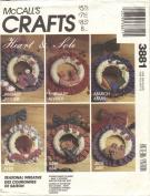 McCall's Crafts Pattern #3881