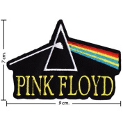 Pink Floyd Patch Music Band Logo 1 Embroidered Iron on Patches