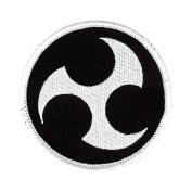 Tiger Claw Okinawan Karate Patch - 7.6cm dia