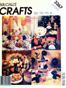 McCall's Crafts Pattern #3367