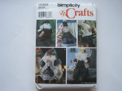 Simplicity Pattern 9869 - Santa and Clothes