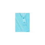 60cm Vislon Zipper ~ YKK #5 Moulded Plastic ~ Separating - 547 Parrot Blue