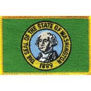 Washington State Flag Patch