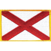 Alabama State Flag Patch