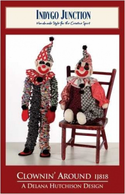 Pattern: Clownin' Around