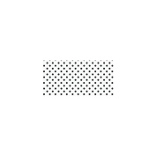 Foam Sheet, Polka Dots 30cm x 45cm Black Dots on White