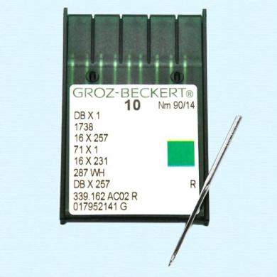 Groz-Beckert GB 16X231 ~ Nm 90/14 (Pack of 10 Needles)