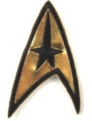 Star Trek Classic Series COMMAND Chest Insigna PATCH