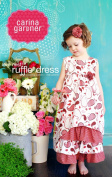 Carina Gardner, Love Nest Ruffle Dress Sewing Pattern