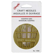 Assorted Sizes Crafting Needles
