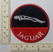 C12#Jaguar Racing Sport Logo Auto Car Motor Sport Jacket T-shirt Embroidered Sew Iron on Patch