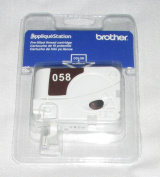 Brother Applique Station Pre-Filled Thread Cartridge 058 DARK BROWN