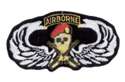 Airborne Patch - wings
