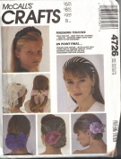 McCall's 4726 - Hair Accessories from McCall's Crafts