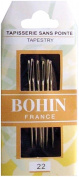 Bohin Tapestry Hand Needles - Size 22