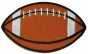 K01 Football Iron On Applique Patch