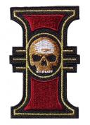 Inquisition Logo Symbol Warhammer 40,000 [8.3cm ] Patch