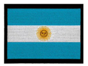 Argentina Embroidered Patch 12 X 8.5CM