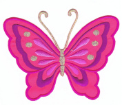 Big Butterfly for Kids Children Baby Clothing Sew-on Iron-on Patches Embroidered Applique