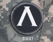 Mil-Spec Monkey Lambda Morale Patch SWAT
