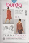 Burda 7304, Misses' Coat, Size 8-18