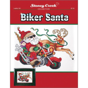Stoney Creek-Biker Santa
