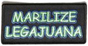 Marilize Legajuana Funny Pot Smokers Patch