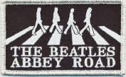 Beatles Abbey Road iron-on / sew-on cloth patch