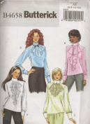Butterick B4658, Misses' Tunic/Top, Misses' Size AA(6-12), OOP