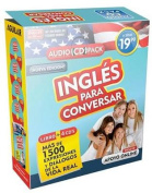 Ingles Para Conversar - CD Pack (Ingles En 100 Dias) [With Book(s)] [Spanish]