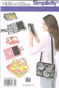 Simplicity Crafts Accessories E-Book Covers and Carry Case for Tablet