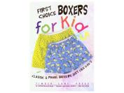 Timber Lane Press First Choice Boxers/Kids Ptrn