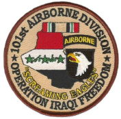 101st Airborne Division Operation Iraqi Freedom Patch