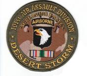 101st Air Assault Division Desert Storm Patch