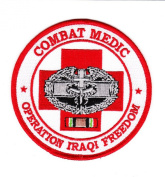 Combat Medic Operation Enduring Freedom Patch