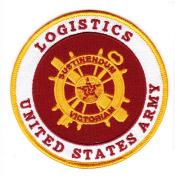 Army Logistics Patch