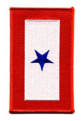 Blue Star Son in the Service Patch
