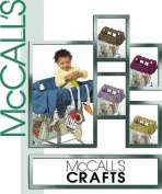 McCall's Craft Pattern M5124 Baby Grocery Cart Liner and Toys